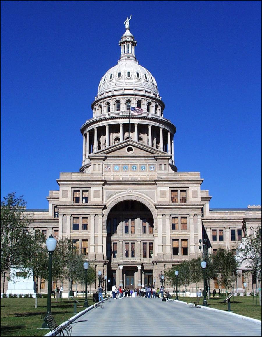 Texas-Capitol-Main-Walkway