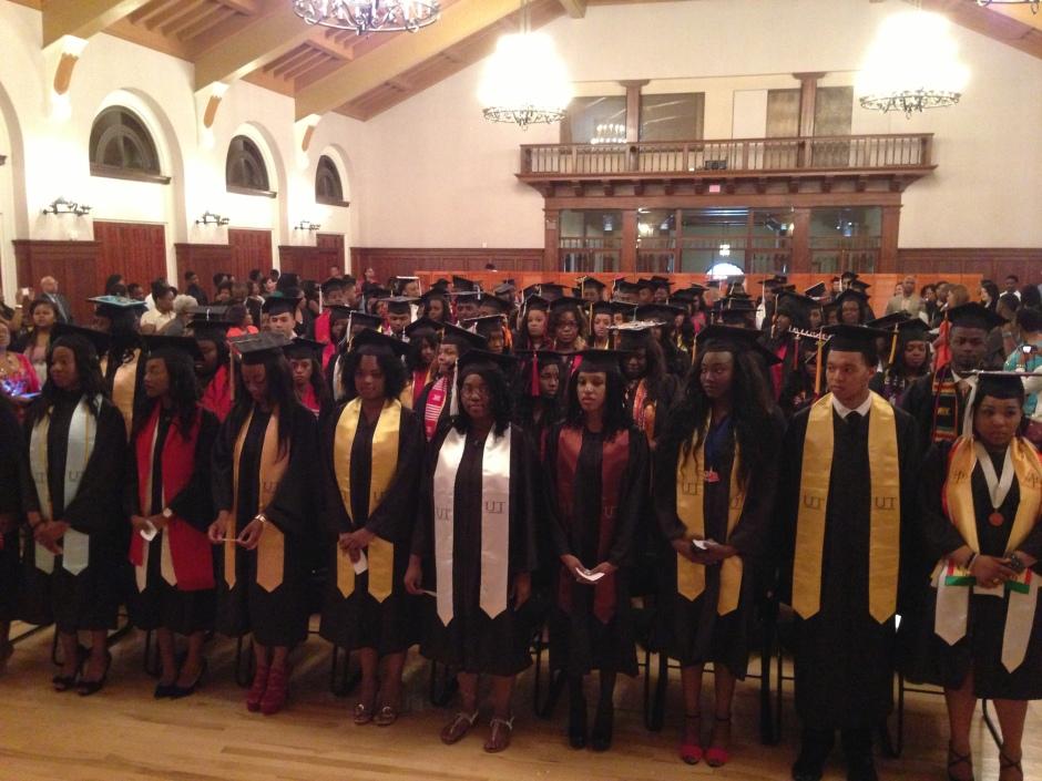 UT-Austin Black Graduation 2013