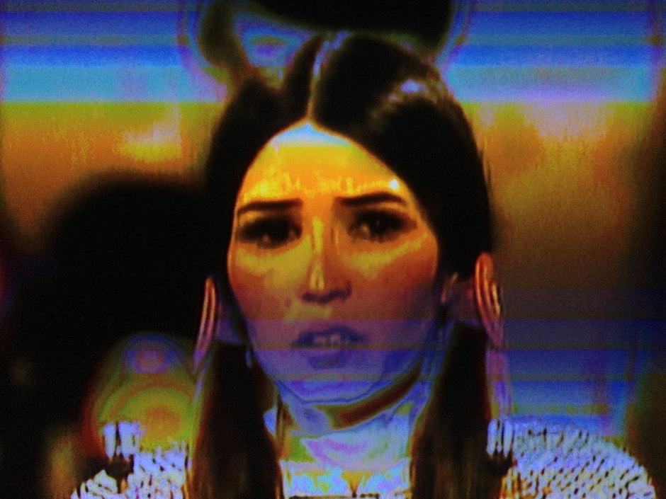 Sacheen Littlefeather Protest Acceptance of Marlon Brando's Godfather Oscar