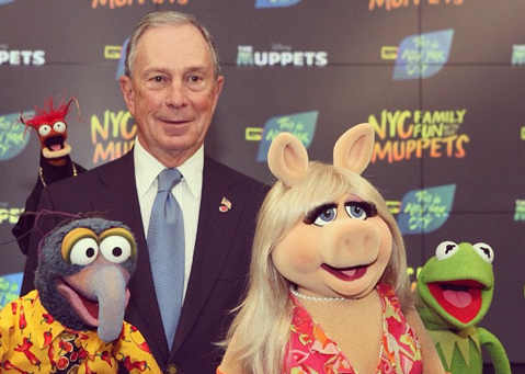 Bloomberg/Reformers puppets?