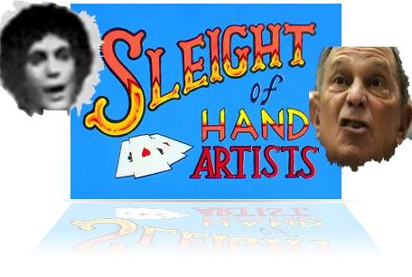 slight-of-hand