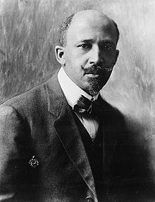 W. E. B. Du Bois in 1918