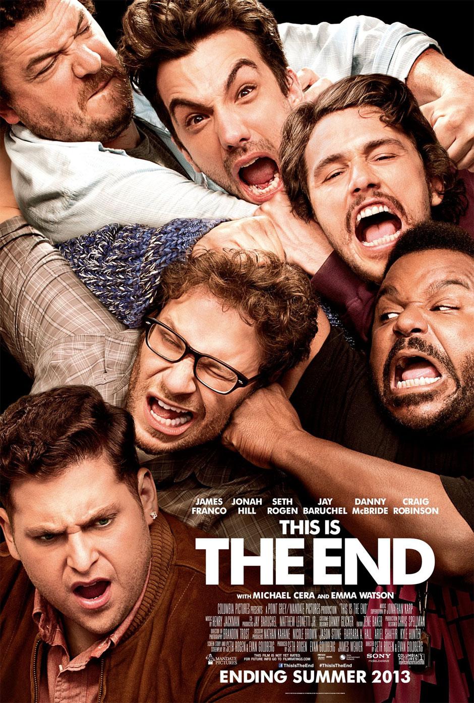 ეს დასასრულია This is end