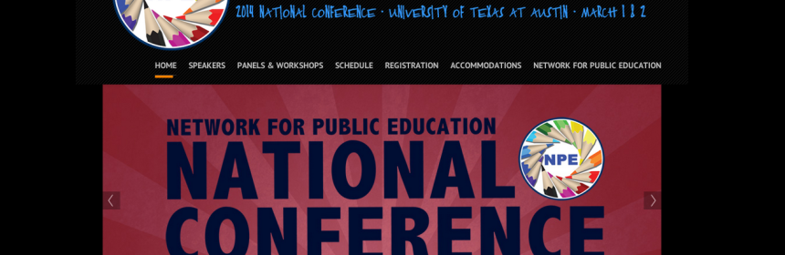 Network For Public Education Conference >> Registration And Info Now Available Network For Public Education
