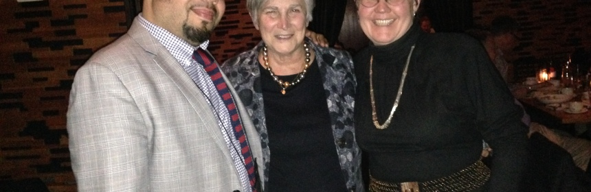 Diane Ravitchs Review Of Ghosts In >> Table For 3 The Story Behind Dinner With Linda Darling Hammond And