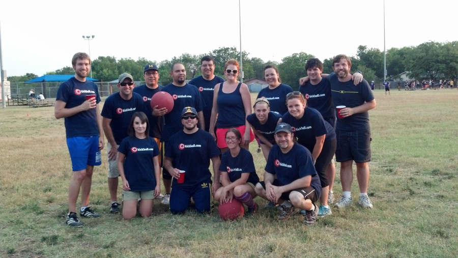 Kickball 2012
