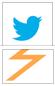 Twitter Storm logo photo