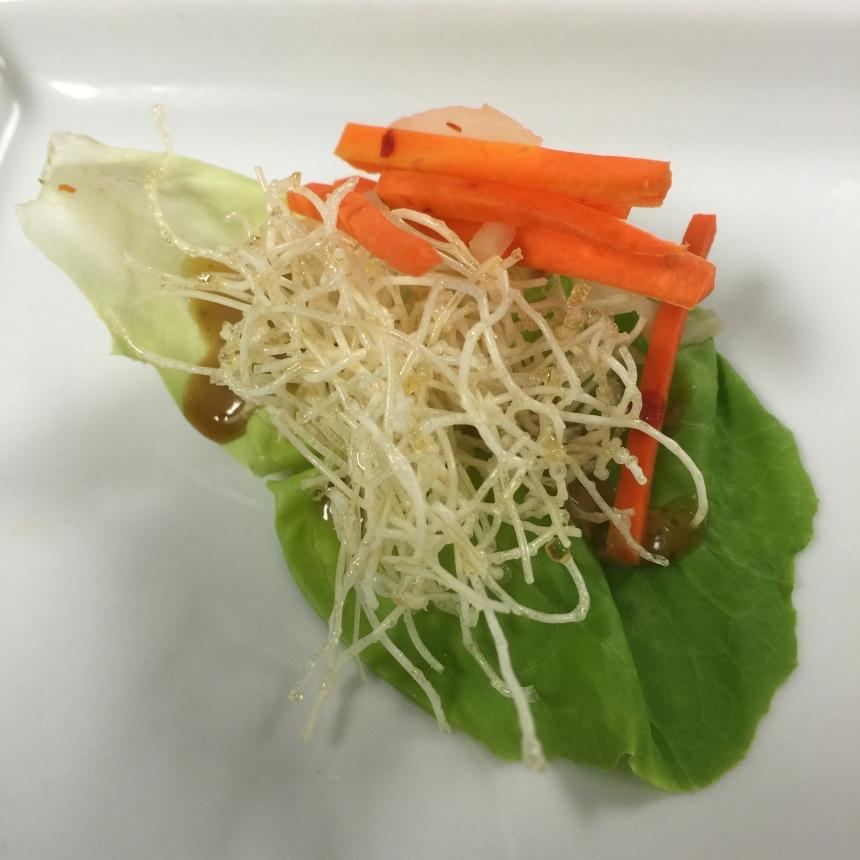 Salad creation