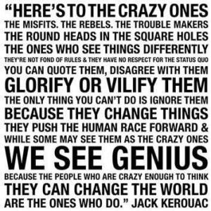 Jack Kerouac genius
