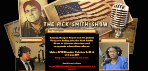 Rick Smith Show Promo
