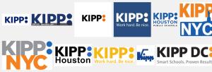 KIPP Charter logos