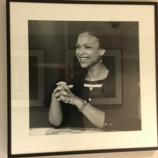 Hallway photo of Melissa