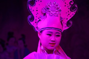 Peking Duck restaurant performance