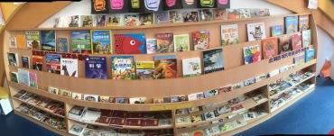 Minzu Primary School books