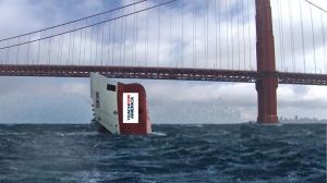 sinking TFA
