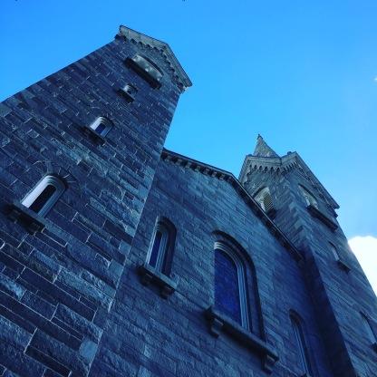 Bowdoin College chapel