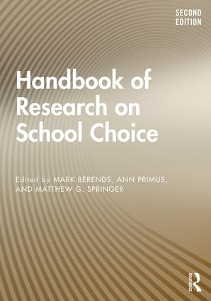 Ideology at work: The politics of school choice research