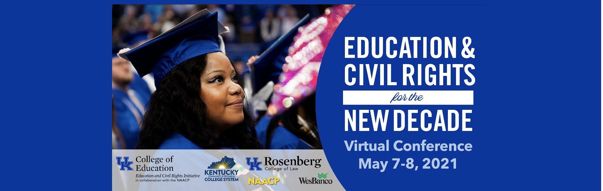 Can't-Miss  UK/NAACP Education & Civil Rights Initiative Virtual Conference